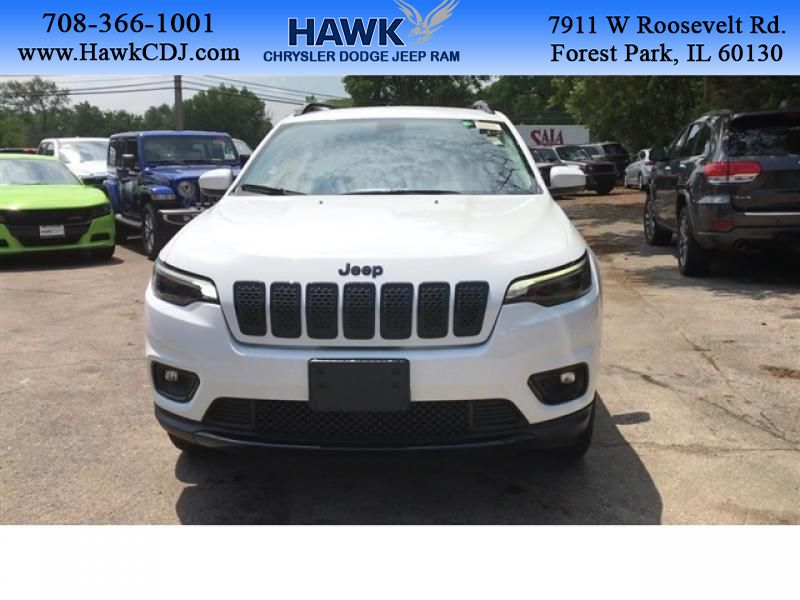 Pre-Owned 2019 Jeep Cherokee AWD Altitude AWD 4x4
