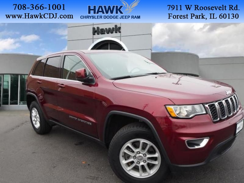 Pre-Owned 2018 Jeep Grand Cherokee 4WD Laredo 4WD Sport Utility