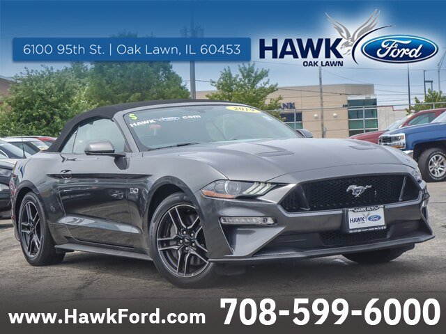 2019 Ford Mustang GT Premium RWD Convertible