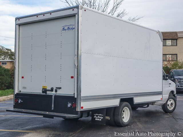 2019 Ford E-350 Cutaway 15FT BOX TRUCK