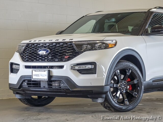 New 2020 Ford Explorer ST 4WD SUV
