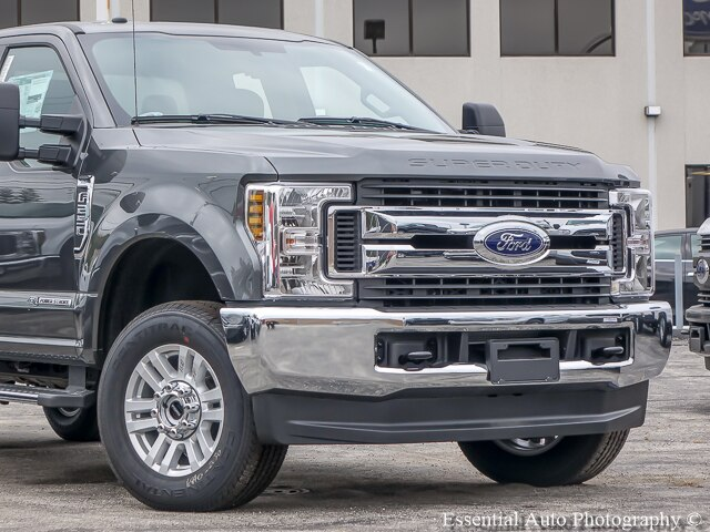 New 2019 Ford F-250 XLT 4WD Truck