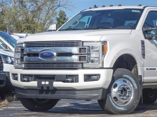 New 2019 Ford F-350 Limited 4WD Truck