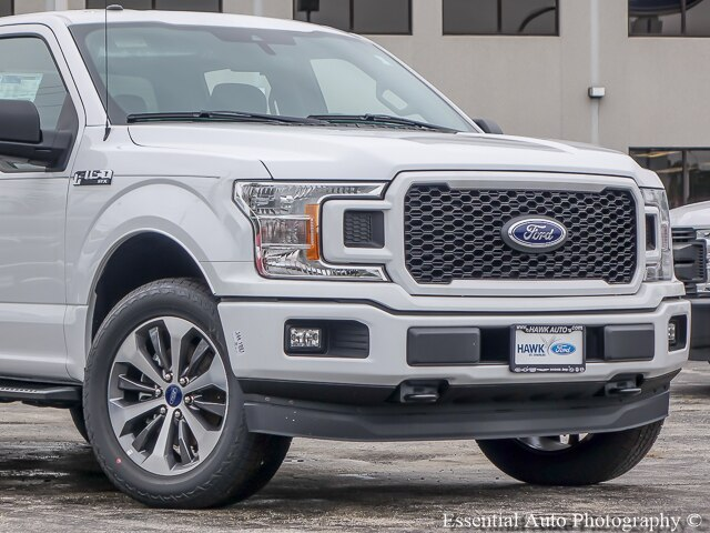 New 2019 Ford F-150 XL 4WD Truck