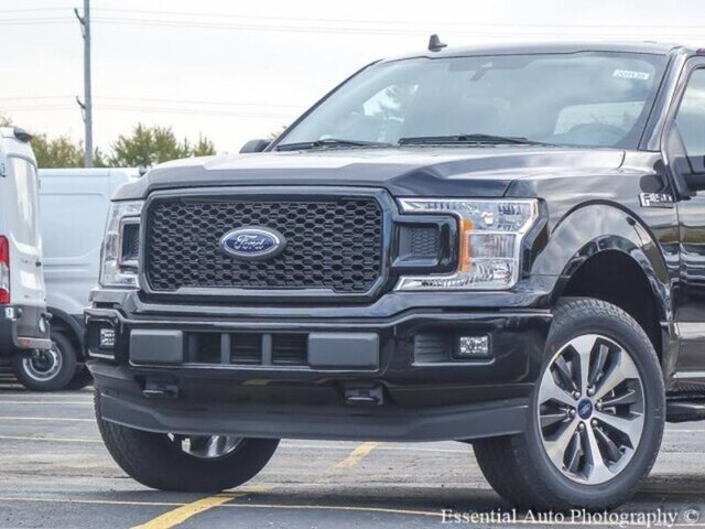 New 2020 Ford F-150 XL 4WD Truck