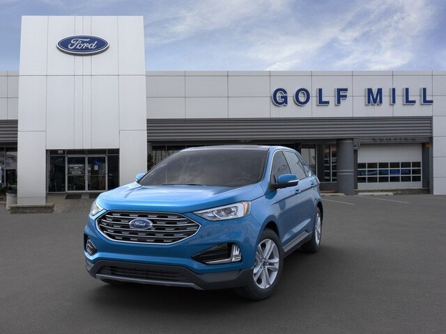 New 2020 Ford Edge SEL FWD SUV