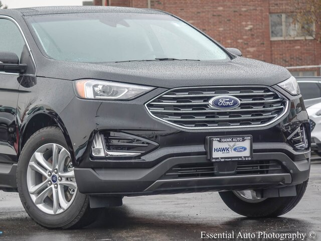 New 2020 Ford Edge SEL AWD SUV