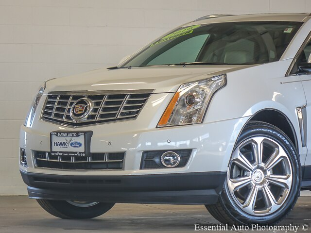 Pre-Owned 2016 Cadillac SRX Premium Collection AWD SUV