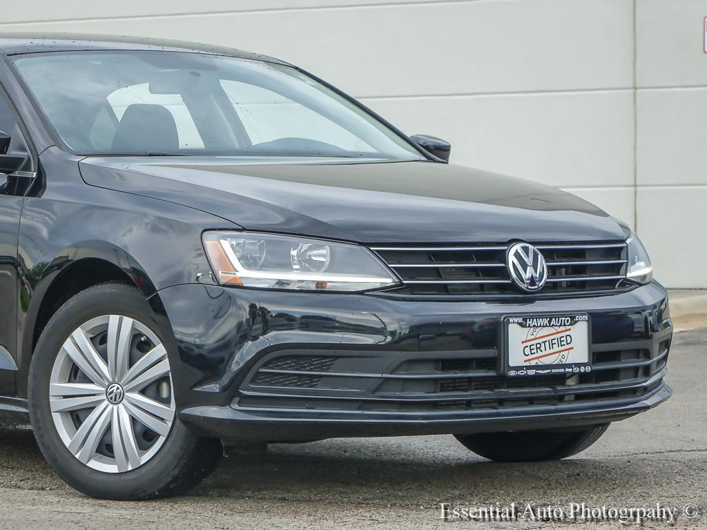 Pre-Owned 2017 Volkswagen Jetta 1.4T S FWD 4 Door Sedan