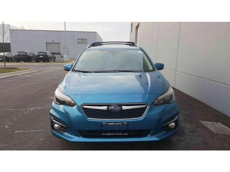 Pre-Owned 2019 Subaru Impreza 2.0i Limited AWD 4dr Car
