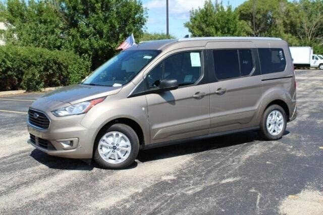 2020 Ford Transit Connect XLT