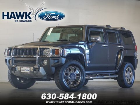 2008 HUMMER H3 SUV H3X